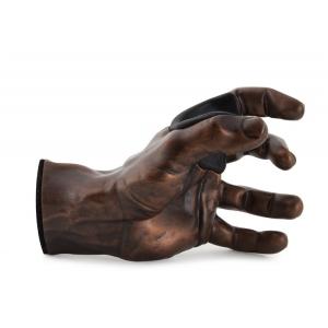 GuitarGrip Male Hand, Copper uchwyt do gitary ścienny, lewy