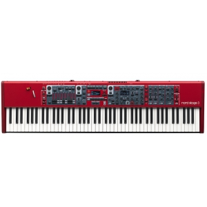 Nord Stage 3 88 stage piano, organy, syntezator