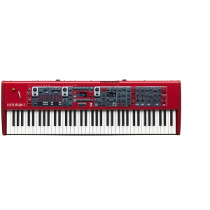 Nord Stage 3 HP76 stage piano, organy, syntezator