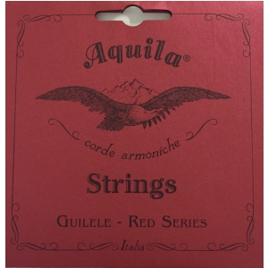 Aquila Guilele/Guitalele 153C Set Red Series E Tuning,  (...)