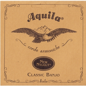 Aquila New Nylgut struny do banjo DBGDG 5 string medium, 1  (...)