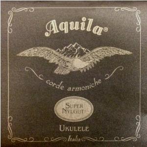 Aquila Super Nylgut struny do ukulele, GCEA Tenor, high-G