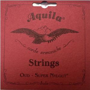 Aquila New Nylgut Oud Set, 11string Arabic Tuning, light  (...)