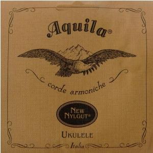 Aquila New Nylgut Mini struny do ukulele GCEA Soprano Piccolo, octave up