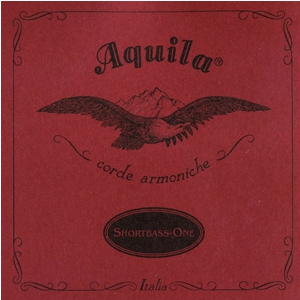 Aquila Shortbass One Set, GDAE Basic model