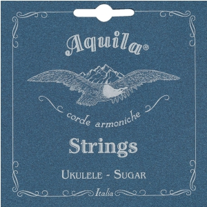 Aquila Sugar struny do ukulele, Sopran, high G