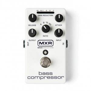 MXR M87 - Bass Compressor efekt do gitary basowej