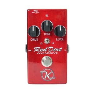 Keeley Red Dirt Overdrive efekt gitarowy