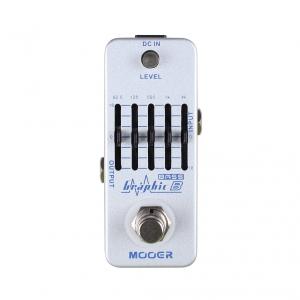 Mooer Graphic B, 5-Band Bass EQ pedal efekt gitarowy