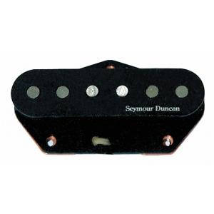 Seymour Duncan APTL 3JD Jerry Donahue Lead Tele, przetwornik do gitary elektrycznej typu Tele, kolor czarny