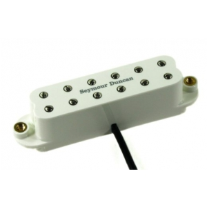 Seymour Duncan L59B PCH Little 59 Strat przetwornik do gitary elektrycznej, kolor pergamin