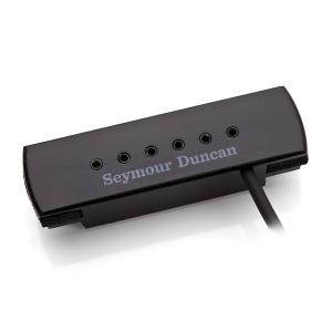 Seymour Duncan WOODY XL BLK Woody XL Hum Cancelling, with adjustable Pole Pieces przetwornik do gitary akustycznej, kolor czarny