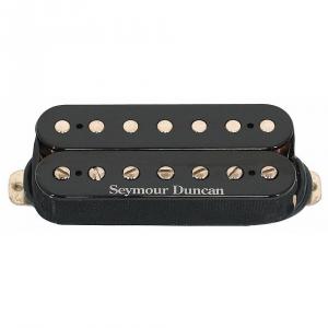 Seymour Duncan SH 1N BLK 4C 7 STR 59 Model, przetwornik do gitary typu Humbucker do montażu przy gryfie, 7-strun, kolor czarny