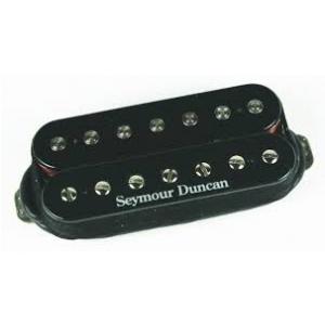 Seymour Duncan SH 1B BLK 4C 7 STR 59 Model, przetwornik do gitary typu Humbucker do montażu przy mostku, 7-strun, kolor czarny