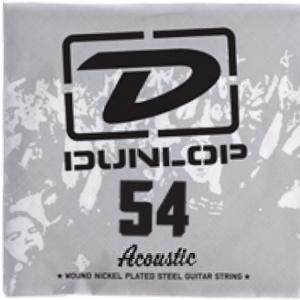 Dunlop Single String Acoustic 80-20 054, struna pojedyncza
