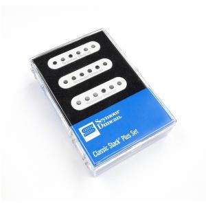 Seymour Duncan STK S4S WH Classic Stack Plus Strat, przetworniki do gitary elektrycznej, kolor biały