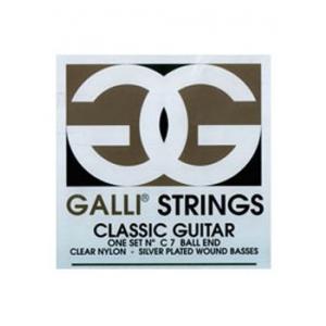 Galli C-7 struny do gitary klasycznej
