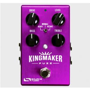 Source Audio SA 245 - One Series Kingmaker Fuzz, efekt gitarowy