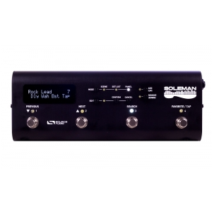 Source Audio SA 165 TOOL SOL Soleman MIDI Foot Controller