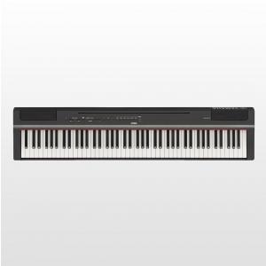 Yamaha P 125 B pianino cyfrowe stage piano (czarne)