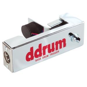 Ddrum Chrome Elite Bass Drum Trigger - trigger do basu