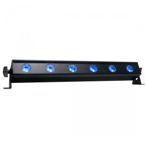 American DJ UB 6H 6x6W RGBWA+UV HEX LED - belka LED 0,6m