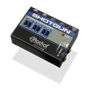 Radial SHOTGUN Tonebone Shotgun, efekt gitarowy