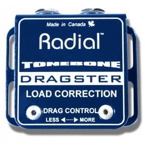Radial DRAGSTER Tonebone Dragster Guitar Pickup Load Corrector, efekt gitarowy