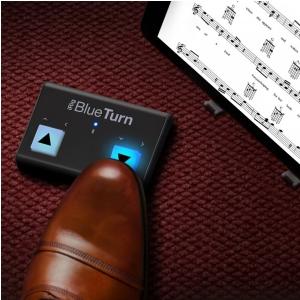 IK Multimedia iRig BlueTurn bezprzewodowy, podłogowy  (...)