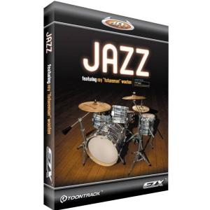 Toontrack EZX Jazz biblioteka brzmień [EZdrummer, Superior Drummer], nagrane przez Roya Futerman Wootena, zarejestrowane w Blackbird Studio Nashville USA