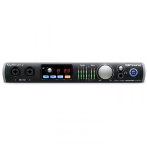 Presonus Quantum 2 interfejs audio thunderbolt