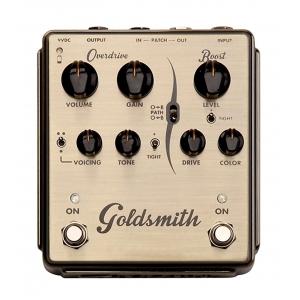 Egnater Goldsmith  analogowy efekt do gitary elektrycznej
