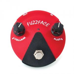 Dunlop FFM2 - Germanium Fuzz Face Mini Distortion
