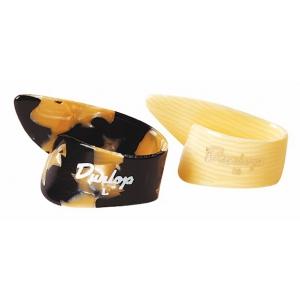 Dunlop 9205R - zestaw pazurków gitarowych, ivoroid, medium