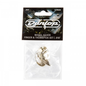 Dunlop 33P zestaw pazurków do gitary .018 mm