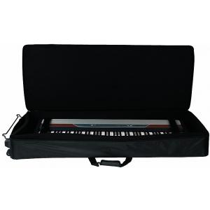 Rockcase RC-21521-B Deluxe Line Soft-Light Case - Keyboard 150 x 54 x 15 cm / 59 1/16 x 21 2/18 x 5 7/8, miękki futerał do keyboardu