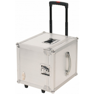 Rockcase RC-27165-A Flight Case - DJ Record Trolly for 100  (...)