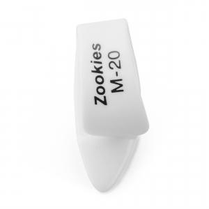 Dunlop Z9002M20 Zookies Thumbpick, kostka gitarowa, medium