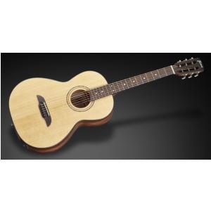 Framus FP 14 SV - Vintage Transparent High Polish Natural Tinted + EQ gitara elektroakustyczna