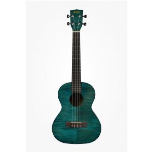 Kala Exotic Mahogany Ply Tenor Ukulele Blue ukulele tenorowe + pokrowiec