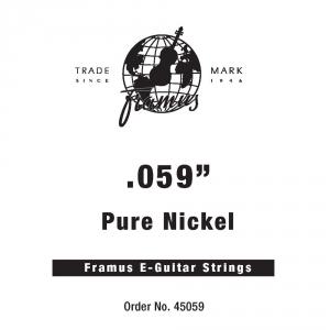 Framus Blue Label - struna pojedyncza do gitary elektrycznej, .059, wound