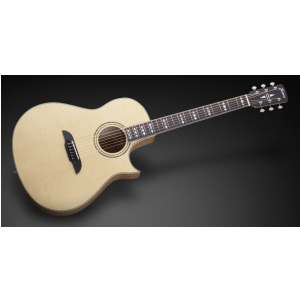 Framus FC 44 SMV - Vintage Transparent Satin Natural Tinted gitara akustyczna