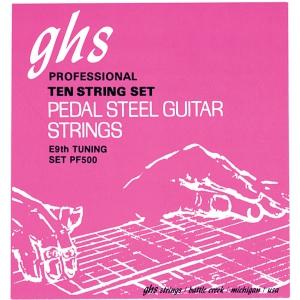 GHS Pedal Steel niklowany Rockers - struny do Pedal Steel  (...)