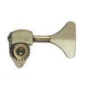 Hipshot HB6 - Ultralite Bass Machine Heads, 3/8 in. Post, Y Key, Treble Side  złoty klucz gitarowy
