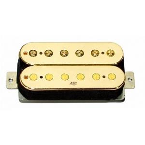 MEC Tremolo Spaced Modern Humbucker, Open Bobbin, przetwornik do gitary elektrycznej, złoty