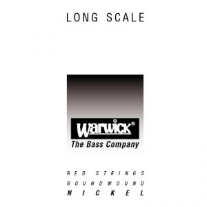 Warwick 46070 RED.070, Nickel-Plated Steel, struna pojedyncza do gitary basowej