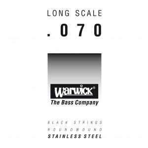 Warwick 40070 Black Label.070, Long Scale, struna pojedyncza do gitary basowej