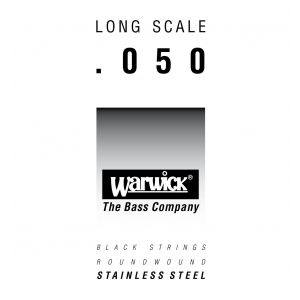 Warwick 40050 Black Label.050, Long Scale, struna pojedyncza do gitary basowej