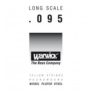 Warwick 41095 Yellow Label.095, struna pojedyncza do gitary basowej