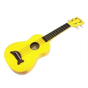 Kala Makala Ukulele sopranowe Yellow + Non Woven Bag